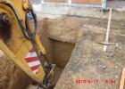 Anbau Stallungen