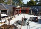 Einfamilienhaus in Stahlbetonbauweise